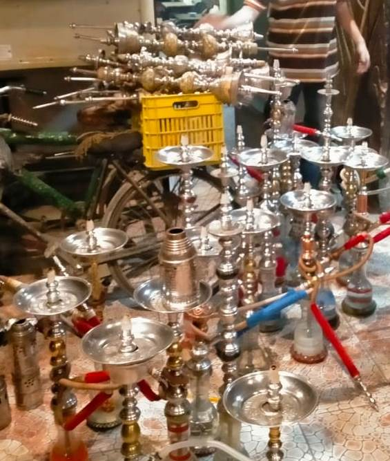 محافظ أسيوط: ضبط 147شيشة وغلق 8 محل ومقهى وكافتيريا لمخالفتهم للاجراءات الإحترازية المقررة