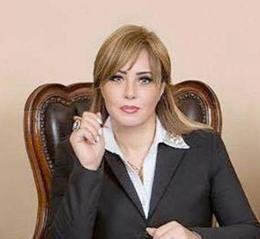 رئيس حزب مصر أكتوبر تكشف سر بكائها بعد مؤتمر تقرير التنمية البشرية