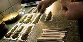 ضبط عنصرين إجراميين بحوزتهما كمية من مخدر الحشيش والهيروين