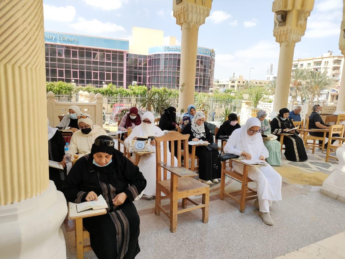 جمعية الحصري تنظم احتفالية بمناسبة الذكرى ١٠٤ لميلاد شيخ القراء