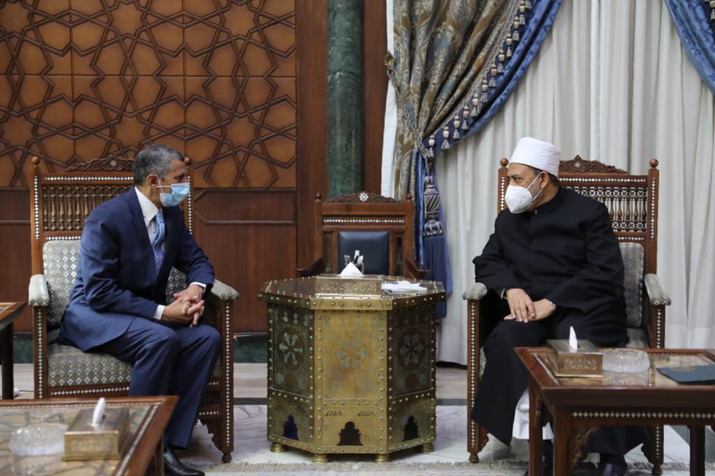 الإمام الأكبر: الأزهر والفاتيكان تلاقيا من أجل الأخوة الإنسانية والسلام العالمي