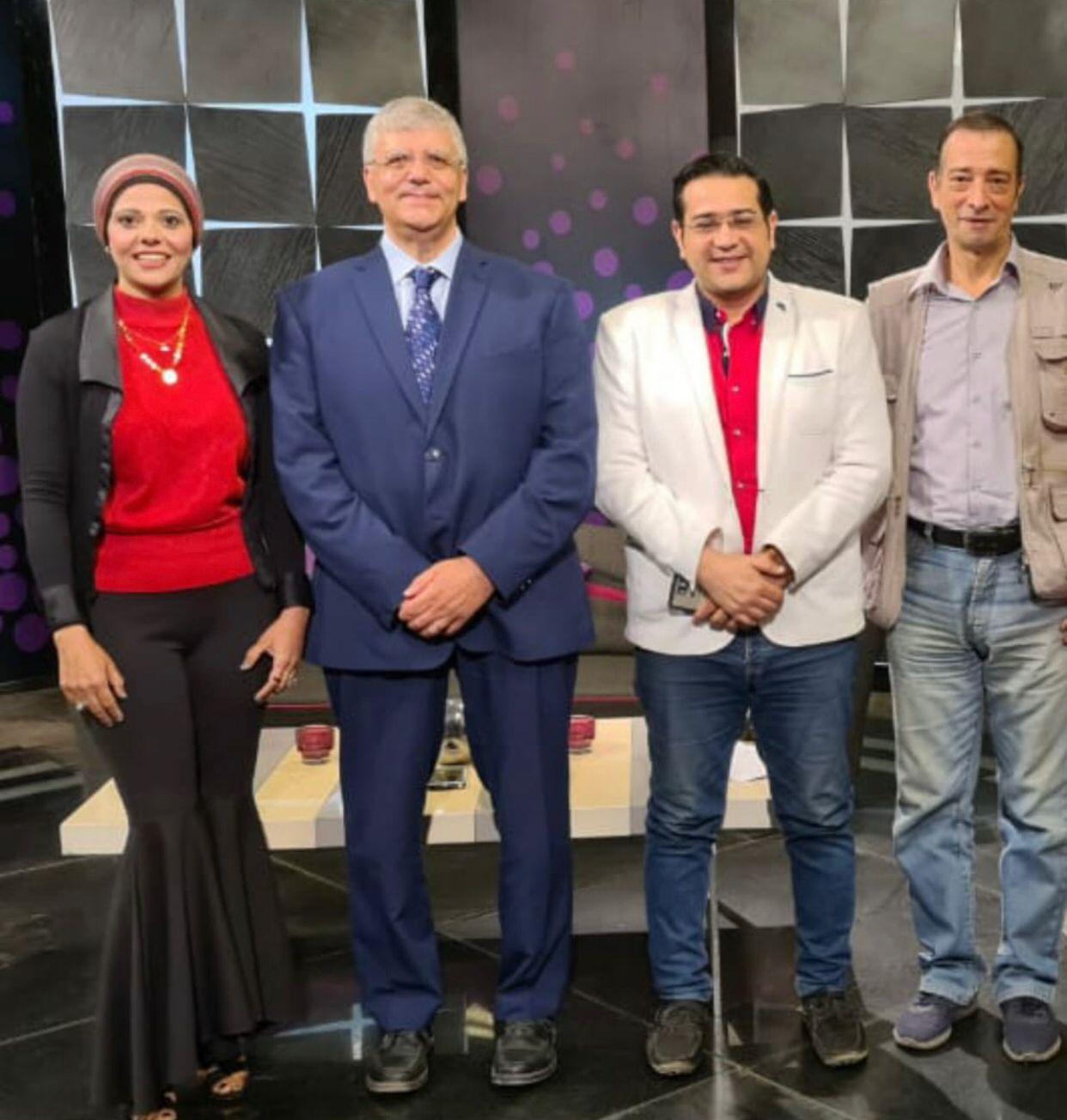 غدا الدكتور عمرو عدلي نائب وزير التعليم العالي الاسبق في نجوم علي لايف