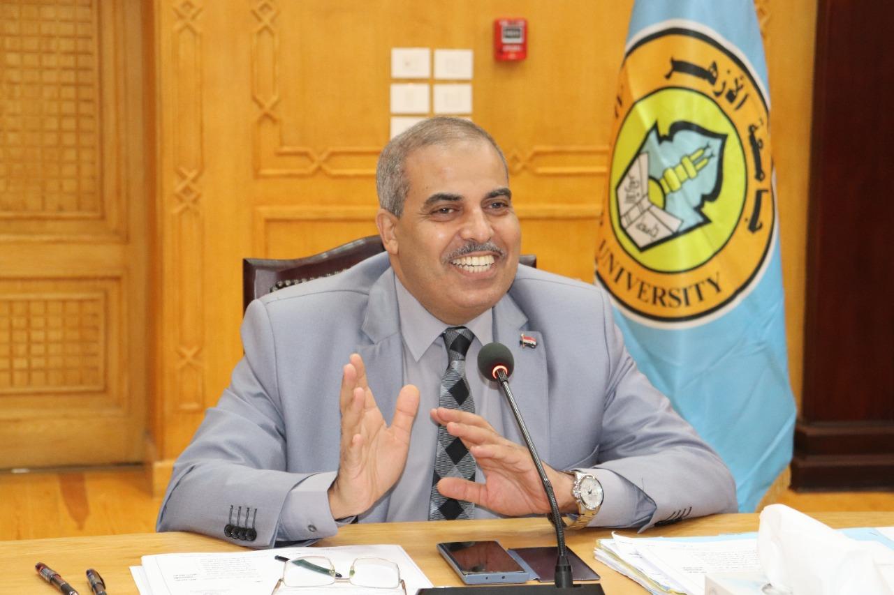 مجلس جامعة الأزهر يقدم التهنئة لرئيس الجمهورية والشعب المصري بحلول ذكرى انتصارات أكتوبر