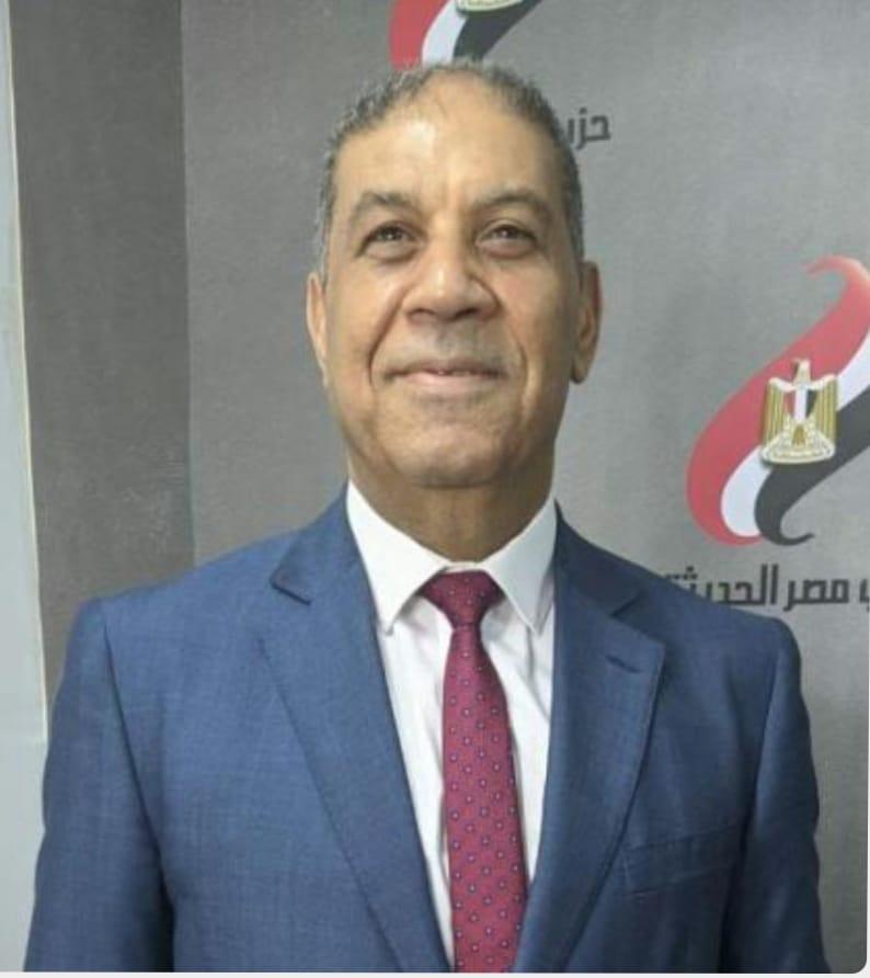 أمين عام حزب مصر الحديثة بالشرقية ينعى شهداء الوطن والواجب من أبطال الداخلية المصرية