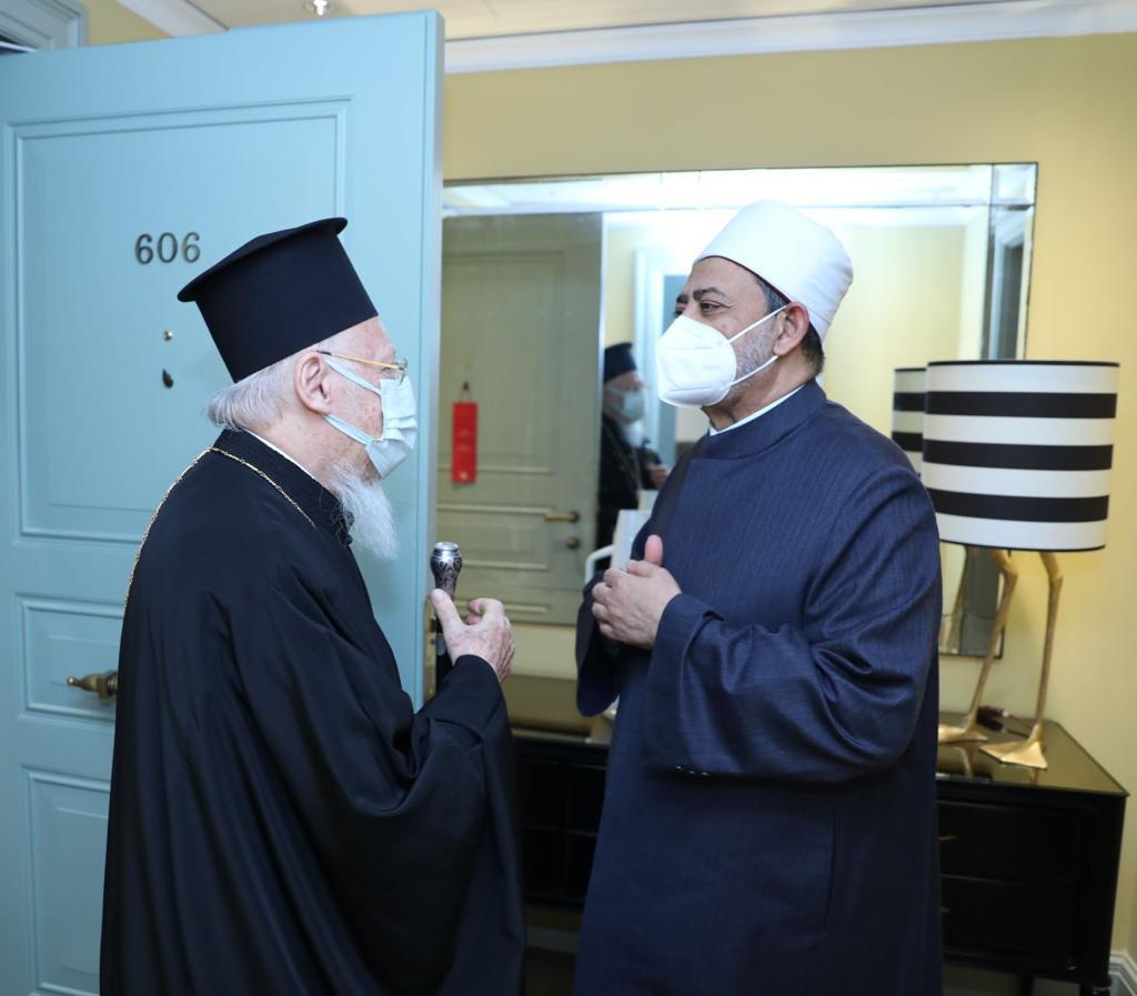 الإمام الأكبر: الأزهر انفتح على المؤسسات الدينية حول العالم لتقديم القدوة وتصحيح مسار المجتمعات