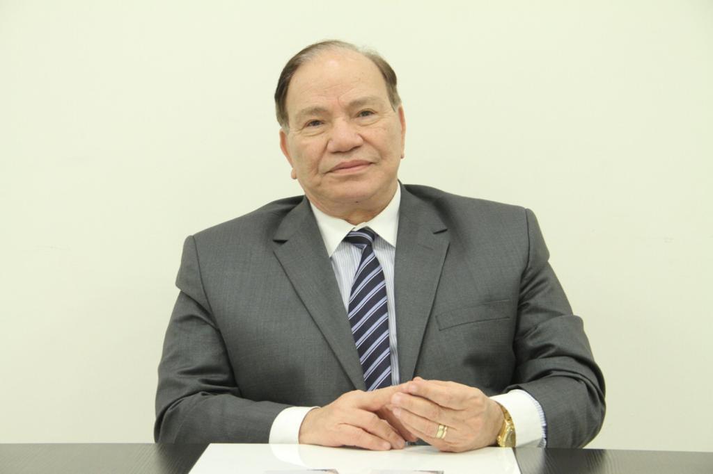د. صديق عفيفى رئيس مؤسسة يارو :خطة لتعليم ابناءنا اللغة الهيروغليفية