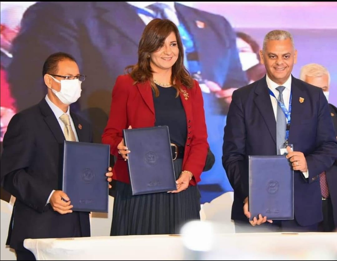 وزيرة الهجرة تعلن تفاصيل إصدار أول وثيقة تأمين للمصريين العاملين والمقيمين بالخارج