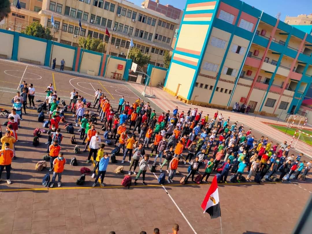 نماذج مشرفة.....في مدارس القليوبية