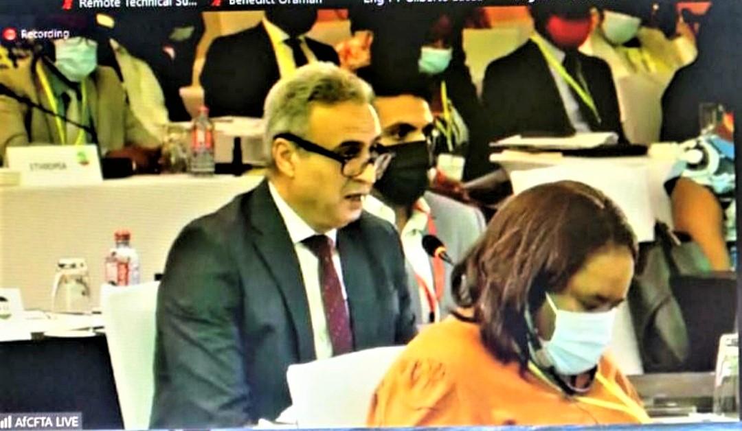 نيفين جامع: اطلاق اتفاقية التجارة الحرة القارية الافريقية ودخولها حيز التنفيذ مطلع العام الجاري يمهد الطريق لبدء مرحلة جديدة للتكامل الاقتصادي الافريقي