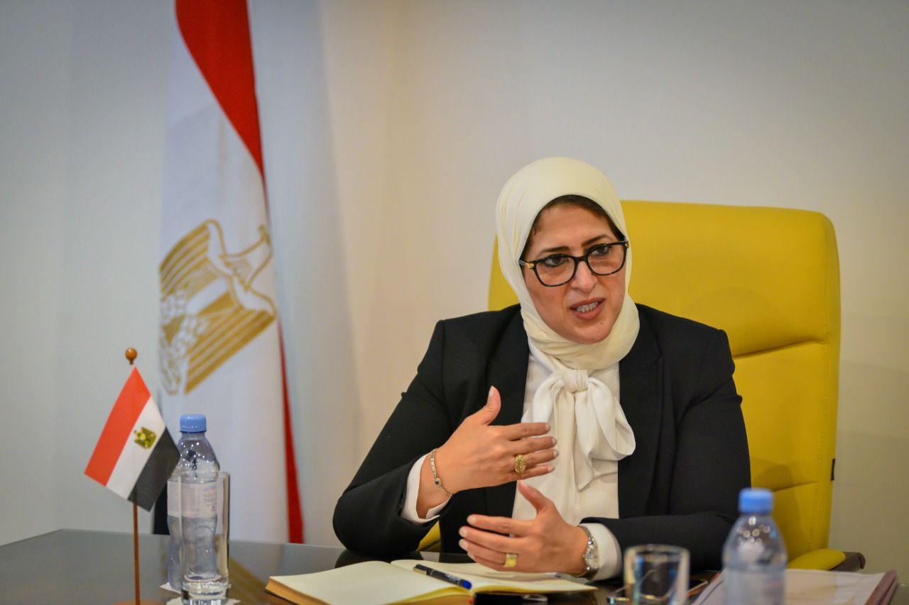 وزيرة الصحة: إطلاق 20 قافلة طبية مجانية للصحة الإنجابية بـ 17 محافظة تستمر حتى 26 من شهر أكتوبر الجاري