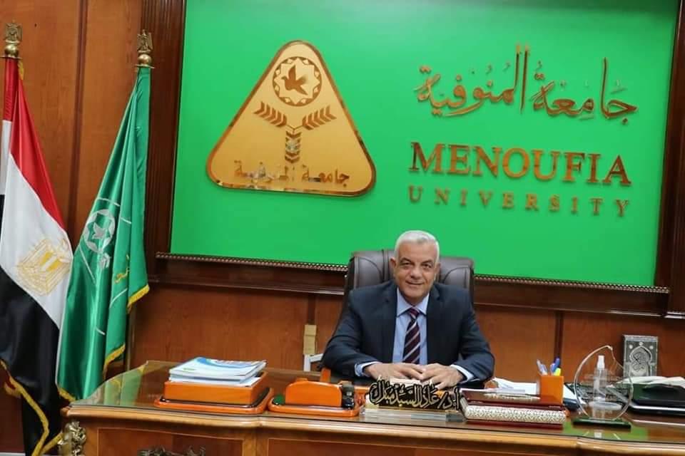 طلاب جامعة المنوفية يمحون أمية 15256دارس بالعديد من محافظات مصر