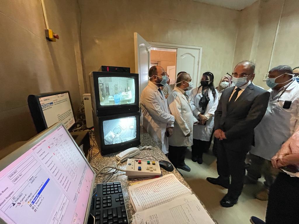 رئيس جامعة الزقازيق: توفير أحدث أجهزة العلاج الاشعاعي للأورام السرطانية للتخفيف من معاناة المرضى بمحافظة الشرقية