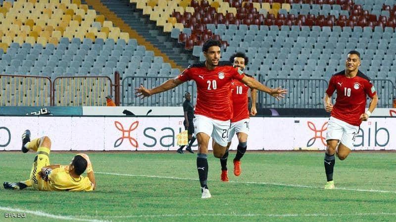 منتخب مصر يفوز على ليبيا في تصفيات كأس العالم
