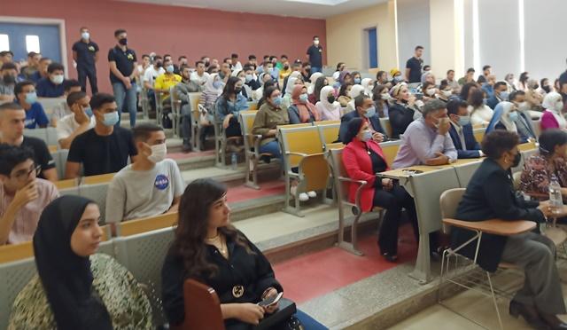 جامعة بدر تستعرض استعدادات كلية الإدارة والعلوم المالية والاقتصادية للعام الجديد