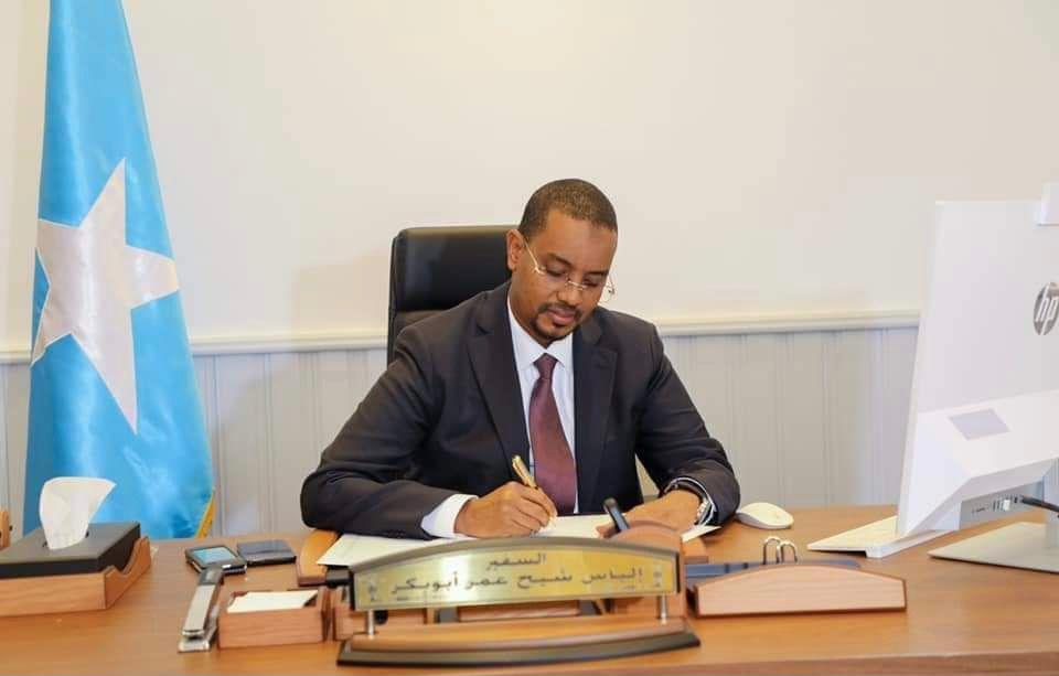 مندوب الصومال بالجامعة العربية يؤكد حرص بلاده لفتح افاق اوسع للتعاون مع الدول العربية