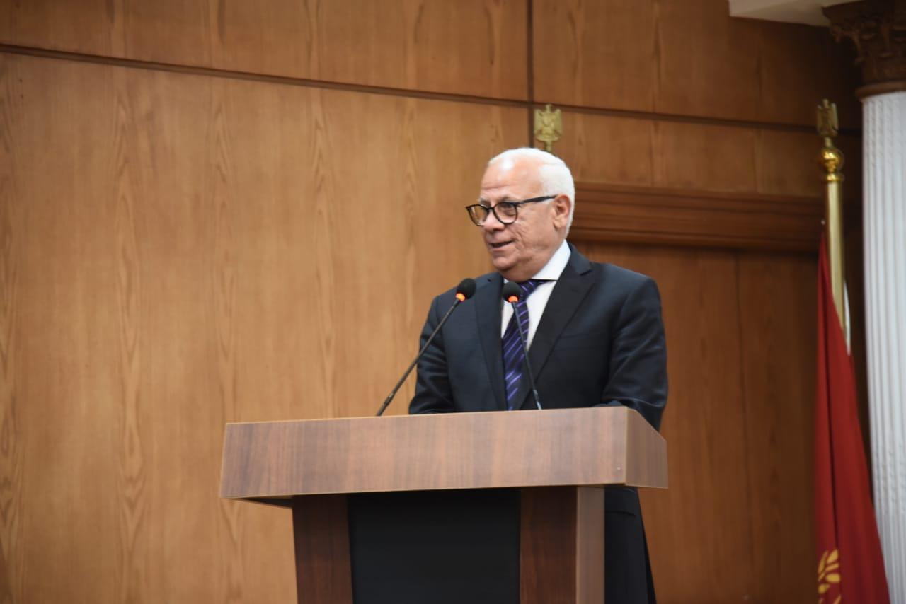 محافظ بورسعيد : الانتهاء من تطبيق المنظومة الرقمية لحصر أصول وممتلكات الدولة بحى المناخ