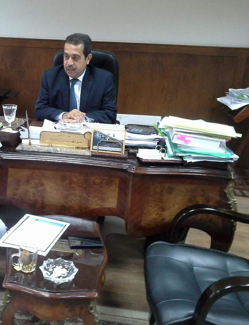 شريف باسيلي: الانتهاء من تطبيق نظام ميكنة الصوامع بكافة محافظات الجمهورية خلال الربع الأول من 2022