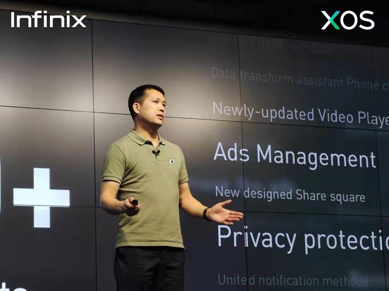 بعد تطويره كلياً.. انفينكس تطلق نظام التشغيل الجديد  XOS 10