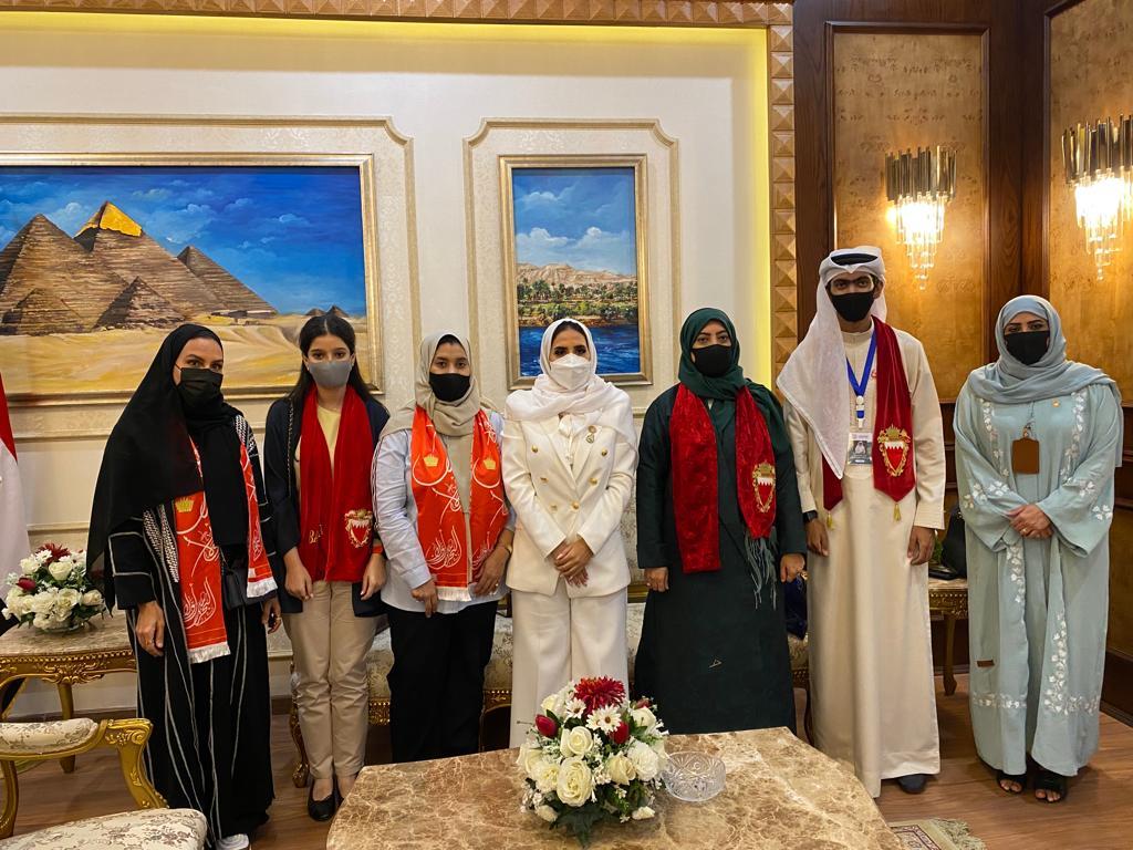 رئيسة البرلمان العربي للطفل وأمينه العام يشاركان في جلسة البرلمان العربي العامة المقرر انطلاقها السبت