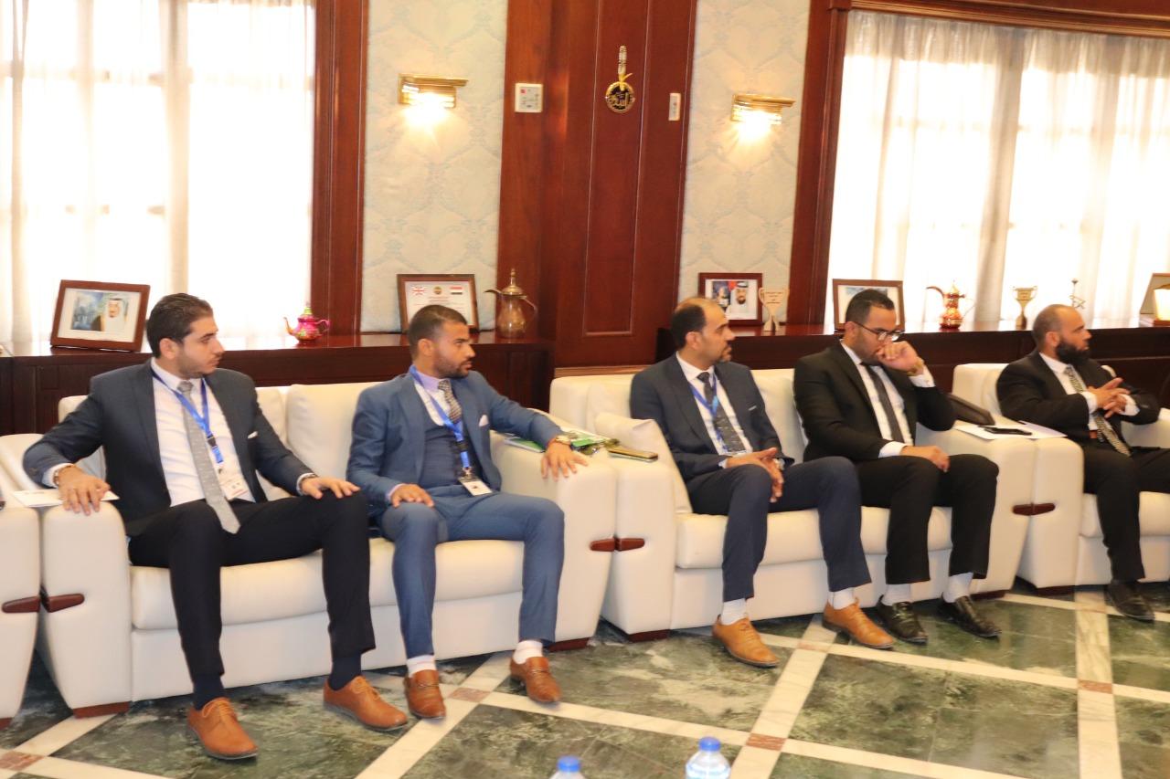 عمال مصر وخليجيون  في حب مصر يوقعان بروتوكول تعاون بشأن توفير فرص للكوادر البشرية المدربة للعمل بدول الخليج