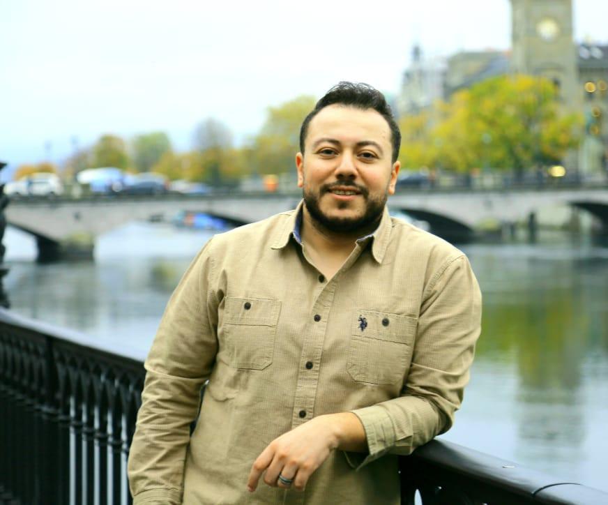"""إسلام وصفي يستعد لتصوير فيلم """"ساعة"""