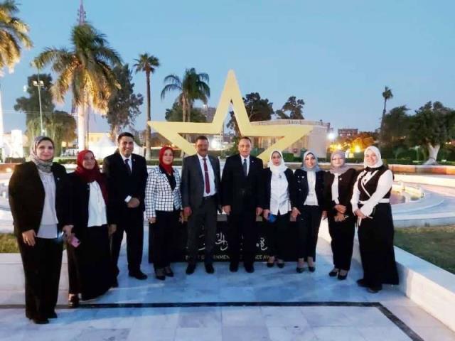 محافظ الشرقية يُهنئ الفائزين في مسابقة مصر للتميز الحكومي في دورتها الثانية لعام 2020